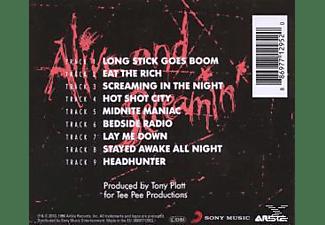 Krokus - ALIVE AND SCREAMIN  - (CD)