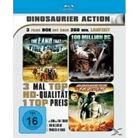 DINOSAURIER ACTION (METALLBOX-EDITION) [Blu-ray]