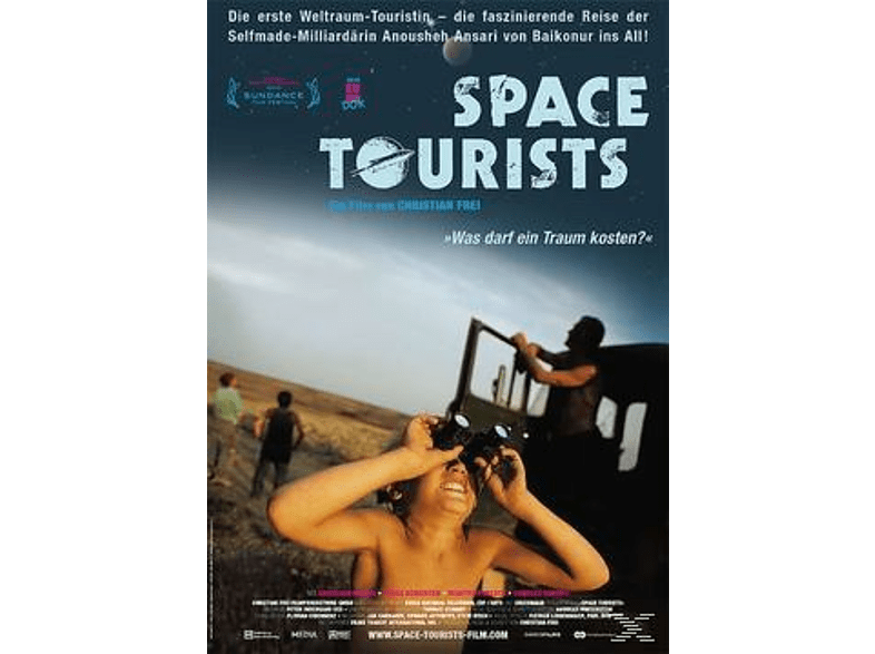 SPACE TOURISTS [DVD]