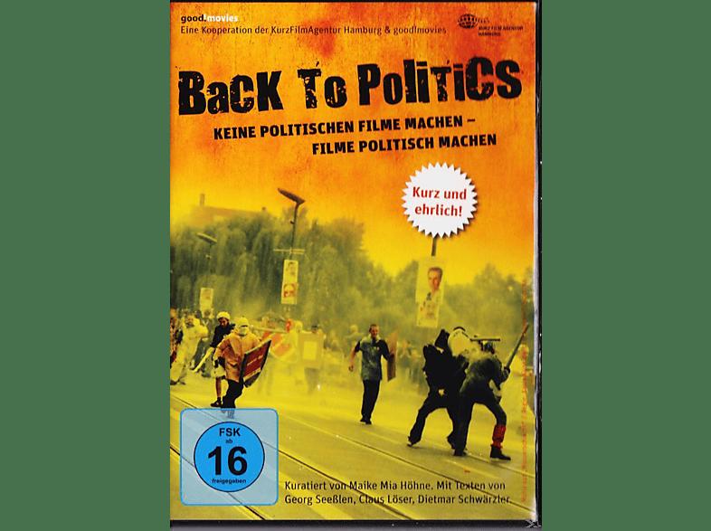 BACK TO POLITICS [DVD]
