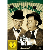LAUREL & HARDY - DER WESTEN VON HOT DOG [DVD]