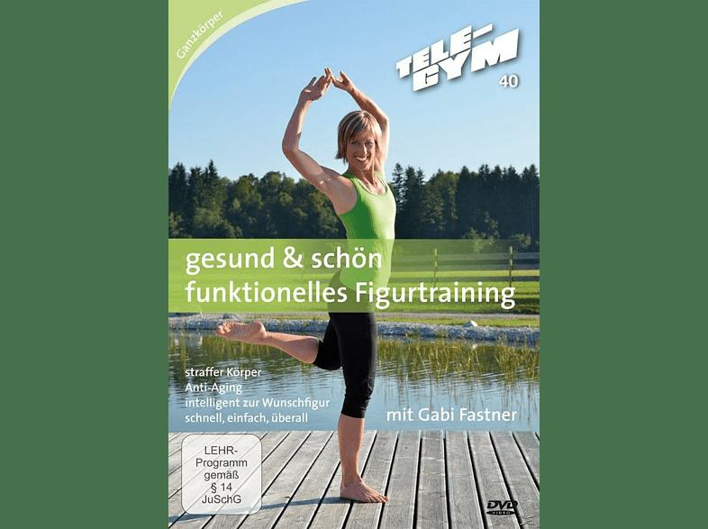 GESUND & SCHÖN TELE-GYM 40 [DVD]