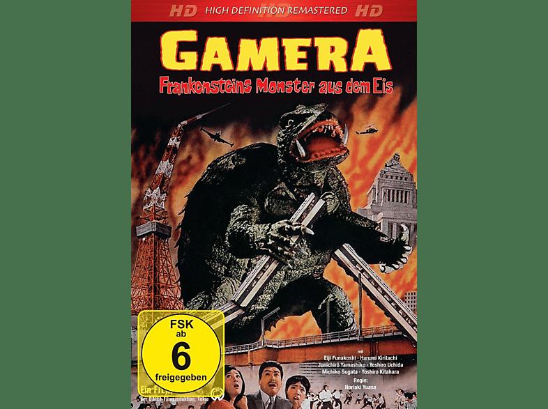 Gamera - Frankensteins Monster aus dem Eis [DVD]