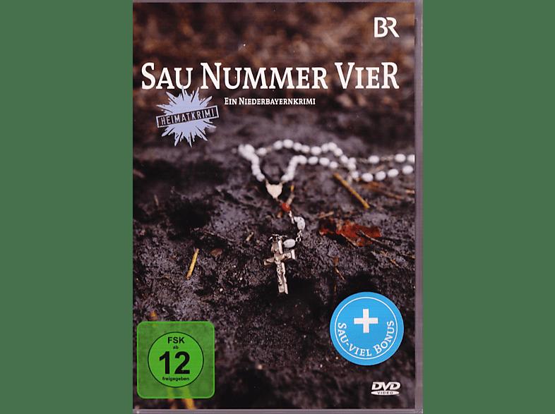 SAU NUMMER VIER - EIN NIEDERBAYERNKRIMI [DVD]