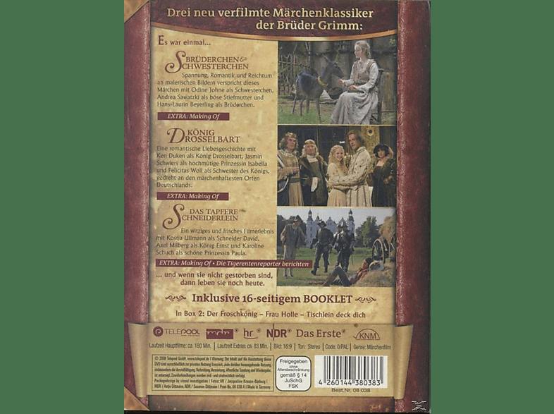 MÄRCHENBOX SECHS AUF EINEN STREICH 1 [DVD]