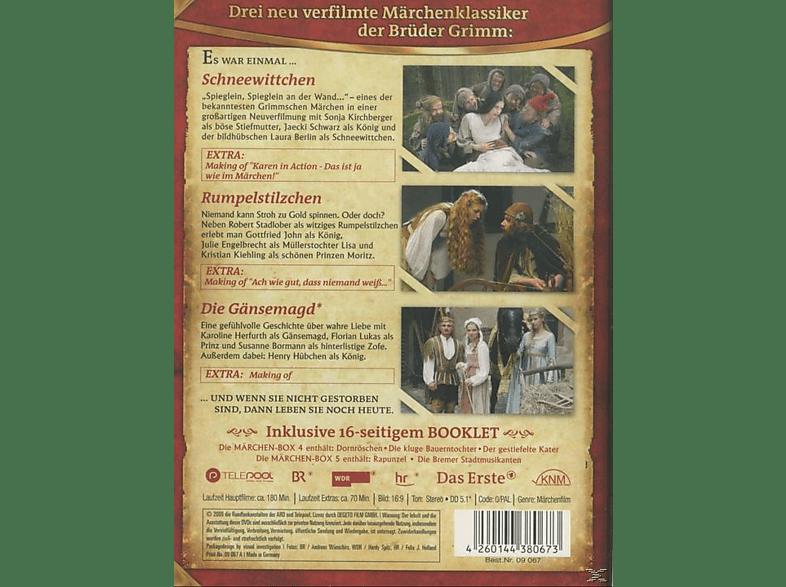 MÄRCHENBOX - SECHS AUF EINEN STREICH 3 (O-CARD) [DVD]