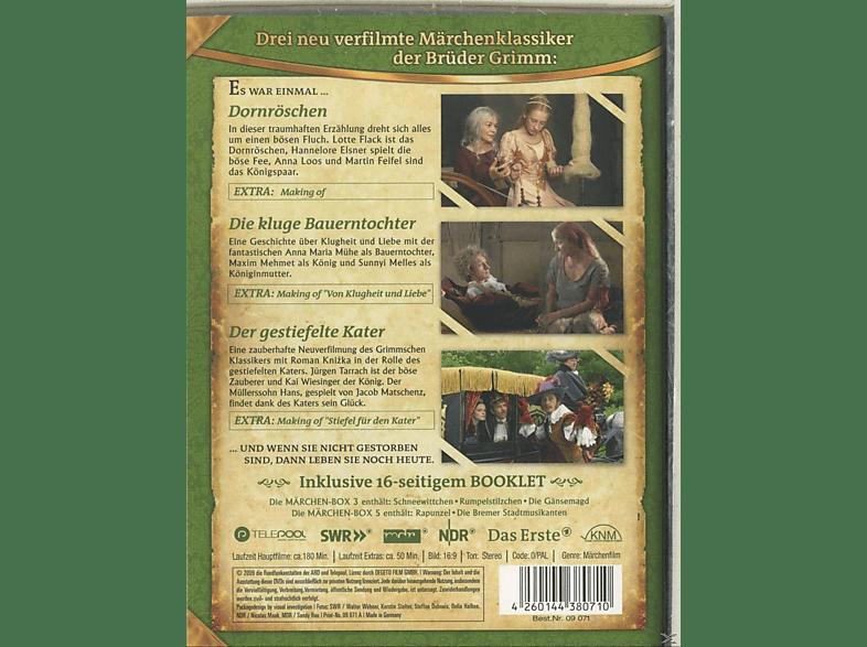 MÄRCHENBOX - SECHS AUF EINEN STREICH 4 (O-CARD) [DVD]