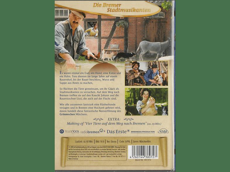 DIE BREMER STADTMUSIKANTEN - SECHS A. E.STREICH 2 [DVD]