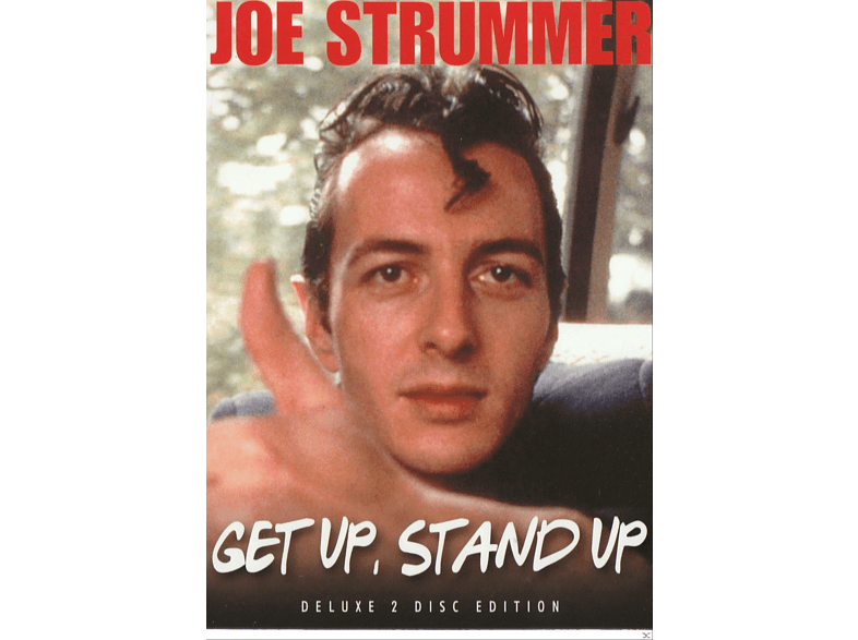 Joe Strummer - Get Up Stand Up [DVD + CD]