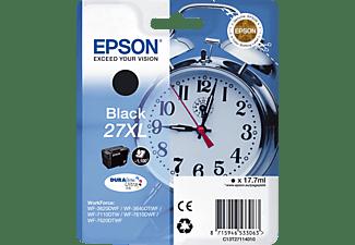 EPSON Tintenpatrone 27XL, schwarz (C13T27114012)