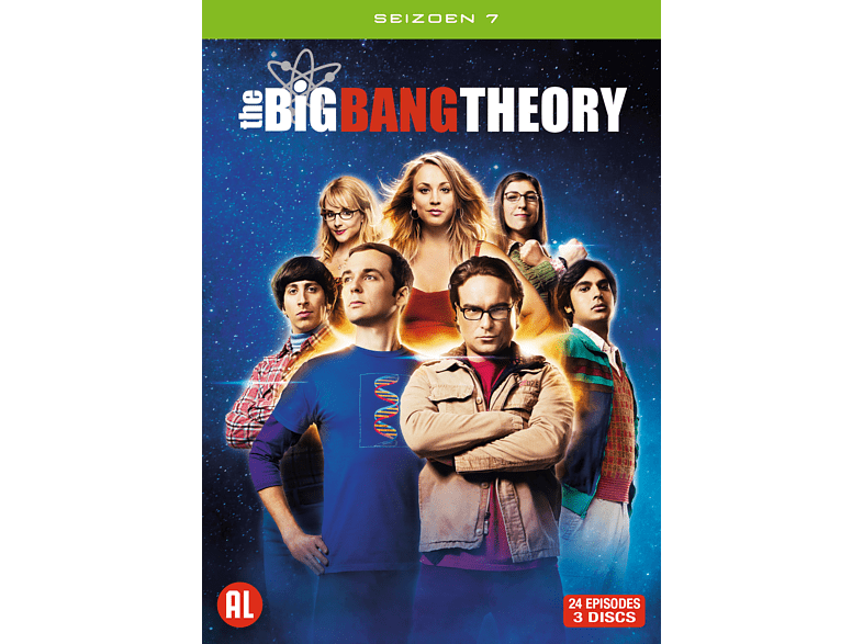 Big Bang Theory Saison 7 DVD