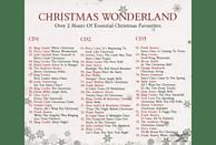 VARIOUS - CHRISTMAS WONDERLAND [CD]