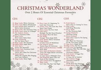 VARIOUS - CHRISTMAS WONDERLAND  - (CD)
