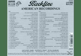 VARIOUS - Backline-X-Mas Edition 2006  - (CD)