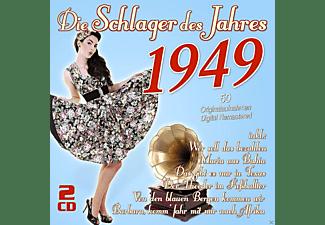 VARIOUS - Die Schlager Des Jahres 1949  - (CD)