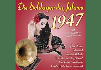 VARIOUS - Die Schlager Des Jahres 1947  - (CD)