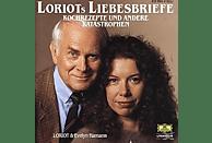 Loriots Liebesbriefe, Kochrezepte und andere Katastrophen - (CD)