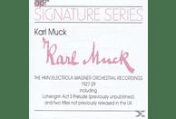Karl Muck, Orchester Der Berliner Staatsoper - Signature Series: The HMV/Elektrola Recordings 1927-1929 [CD]