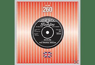 VARIOUS - Backline Vol.260  - (CD)