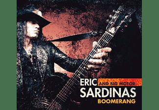 Eric And Big Motor Sardinas - Boomerang  - (CD)