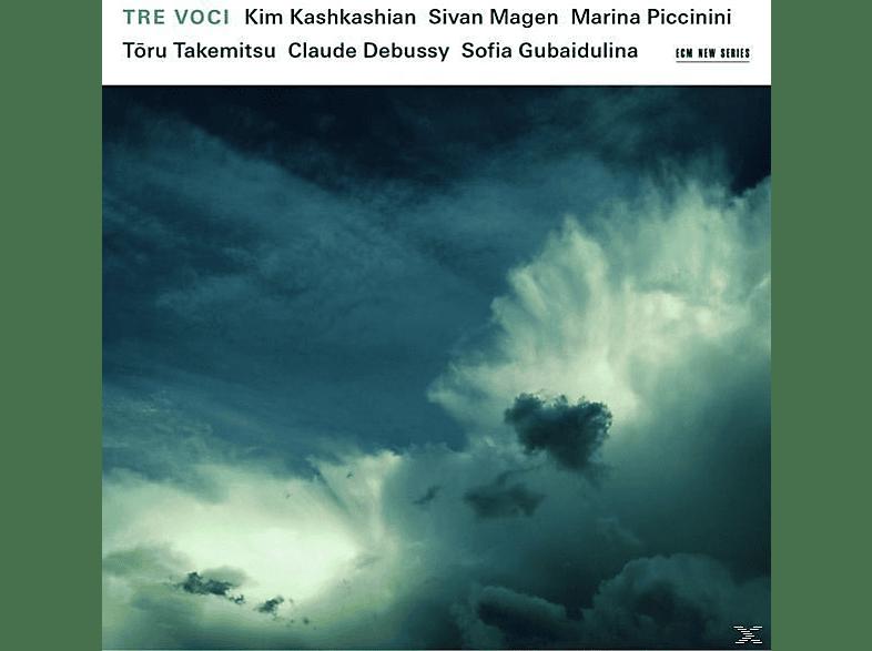 Kashkashian,Kim/Magen,Sivan/Piccinini,Marina - Tre Voci [CD]