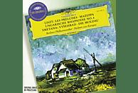 Carl August Nielsen, Herbert Von Bp/karajan - Die Moldau/Les Preludes/Mazeppa/+ [CD]