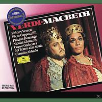 VARIOUS, Domingo/Ghiaurov/Abbado/OTSM/+ - Macbeth (Ga) - [CD]