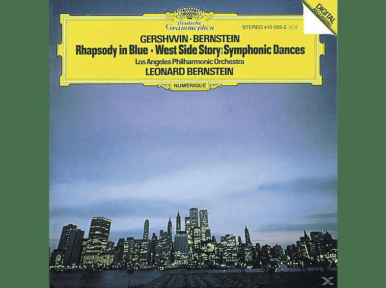VARIOUS, Leonard/lapo Bernstein - Rhapsodie In Blue/West Side Story [CD]