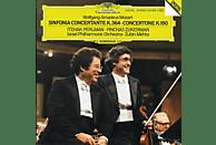 Itzhak Perlman, Zukerman, Metha, Ipo, I./Zukerman/Metha/IPO Perlman - Sinfonia Concertante Kv 364/+ [CD]