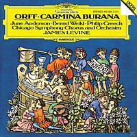 Weikl, June Anderson / Bernd Weikl / James Levine / Chicago Symphony Orchestra - Carmina Burana [CD]