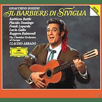 Luciano Pavarotti, Battle/Domingo/Abbado/COE - Il Barbiere Di Siviglia (Ga) [CD]