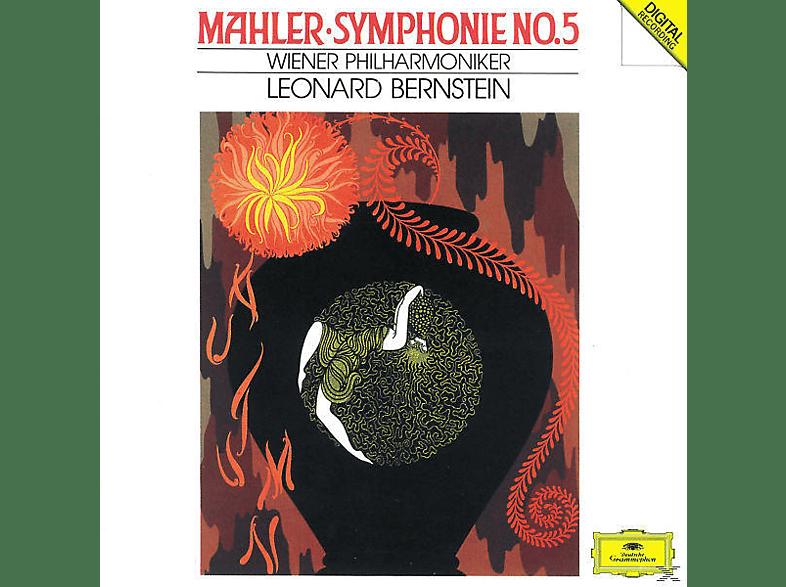 Leonard Bernstein, Leonard/wp Bernstein - Sinfonie 5 [CD]
