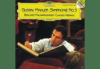 Claudio Abbado, Claudio/bp Abbado - Sinfonie 5  - (CD)