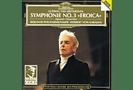 VARIOUS, Herbert Von Bp/karajan - Sinfonie 3/Egmont-Ouvertüre [CD]