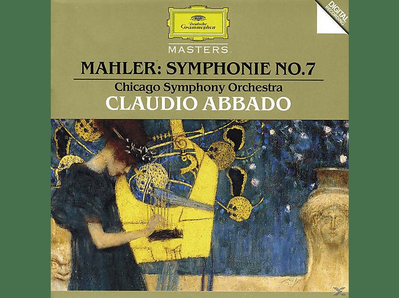 Claudio Abbado, Claudio/cso Abbado - Sinfonie 7 [CD]