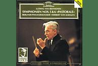 VARIOUS, Herbert Von Bp/karajan - Sinfonien 5, 6 [CD]