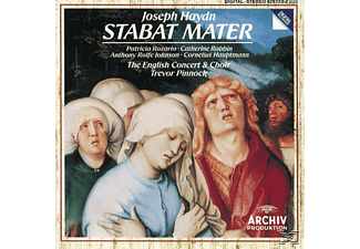 Ec, Trevor/ec/+ Pinnock - Stabat Mater  - (CD)