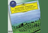 Carl August Nielsen, Herbert Von Bp/karajan - Sinfonien 3, 4/Hebriden-Ouvertüre [CD]