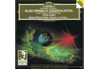 Carl August Nielsen, Brandis,Thomas/Karajan,Herbert Von/BP - Also Sprach Zarathustra/Don Juan - (CD)