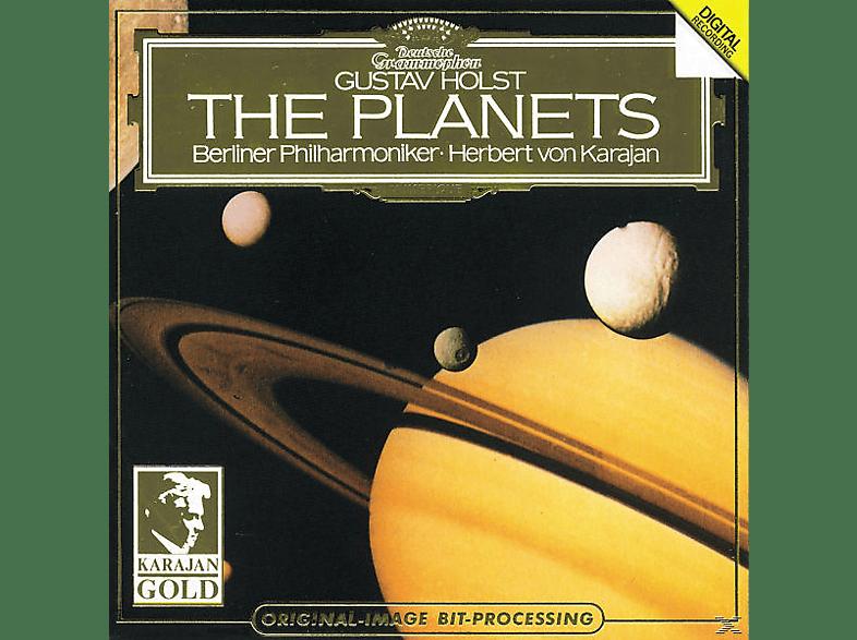 Bp, Herbert Von Bp/karajan - Die Planeten Op.32 [CD]