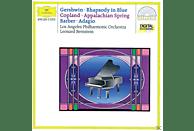 VARIOUS, Leonard/lapo Bernstein - Rhapsodie In Blue/Appalachian Spring/Adagio [CD]