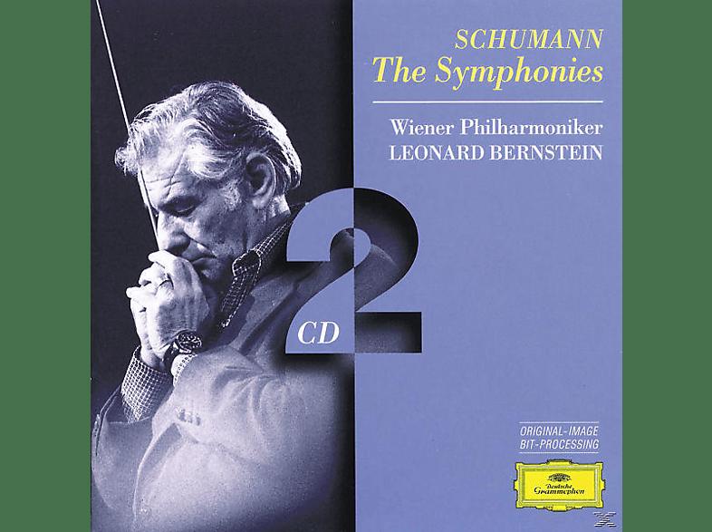 Leonard Bernstein, Leonard/wp Bernstein - Sämtliche Sinfonien 1-4 (Ga) [CD]
