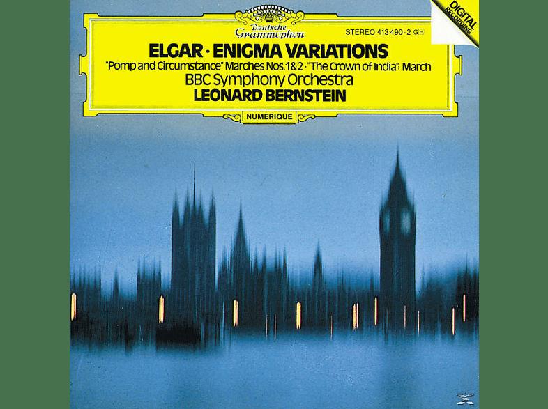 BBC Symphony Orchestra, Leonard/bbcso Bernstein - Enigma Variations/Crown Of India/+ [CD]