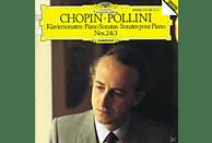 Maurizio Pollini - Klaviersonaten 2+3 [CD]