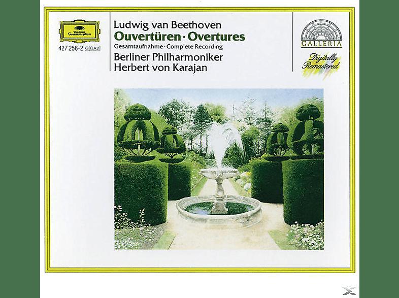 Herbert von Karajan, Herbert Von Bp/karajan - Sämtliche Ouvertüren (Ga) [CD]