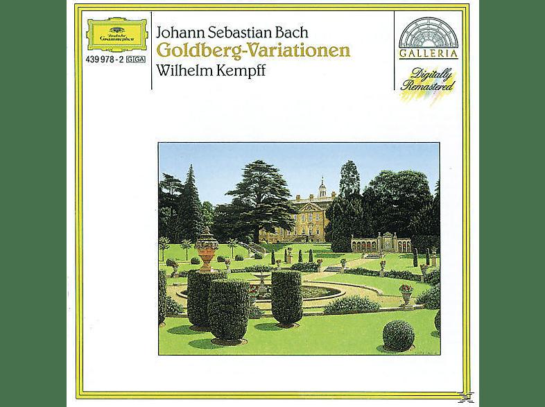 VARIOUS, Wilhelm Kempff - Goldberg-Variationen [CD]