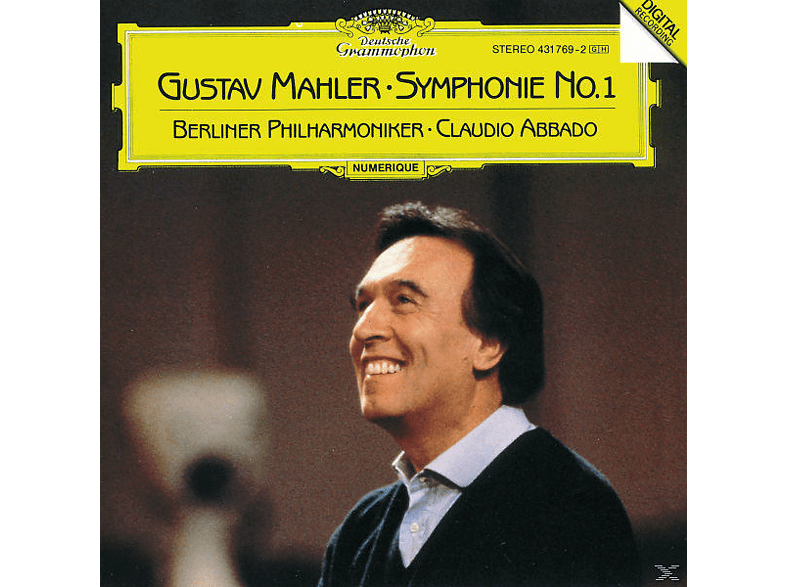 "Claudio Abbado, Claudio/bp Abbado - Sinfonie 1 ""der Titan"" [CD]"