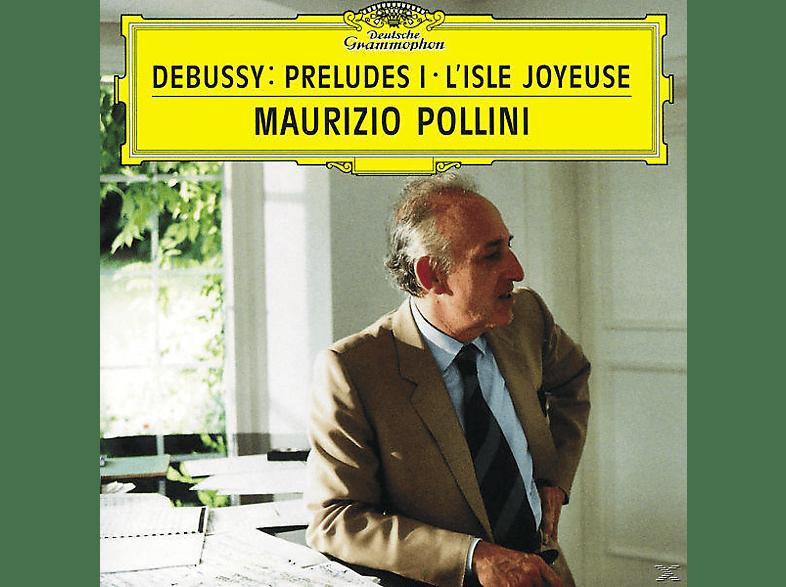 Maurizio Pollini - Preludes I/L'isle Joyeuse [CD]