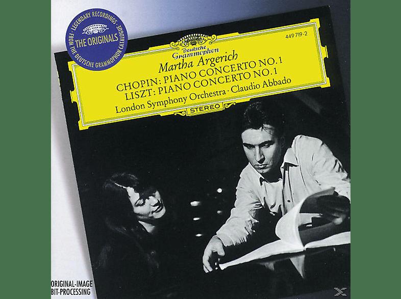 Martha Argerich, Argerich,Martha/Abbado,Claudio/LSO - Klavierkonzert 1/Klavierkonzert 1 [CD]