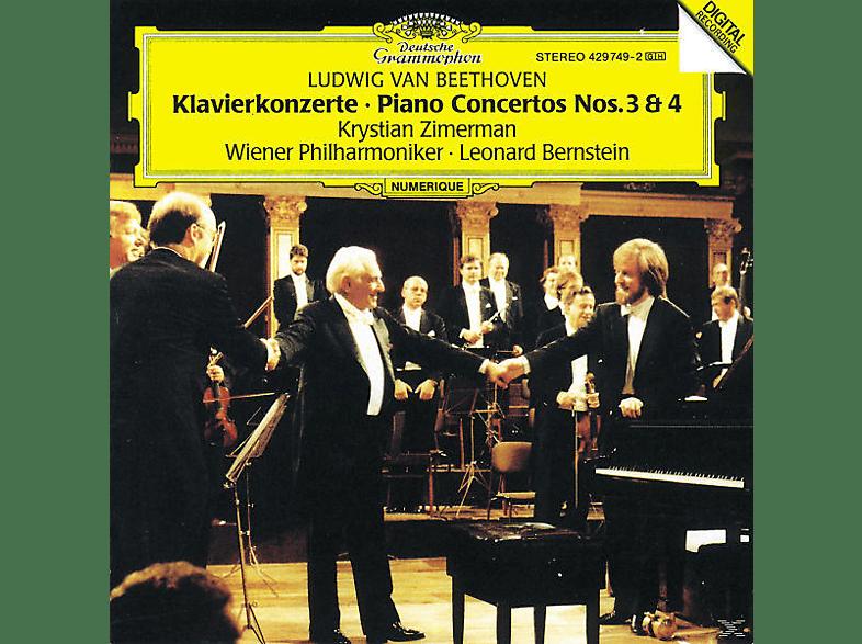 Wp, Bernstein, Zimerman Krystian, Krystian/bernstein/wp Zimerman - Klavierkonzerte 3+4 [CD]
